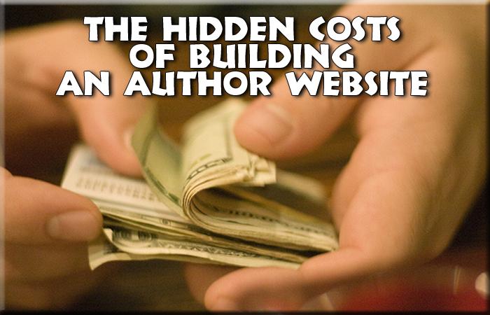 The Hidden Costs Of Building An Author Website