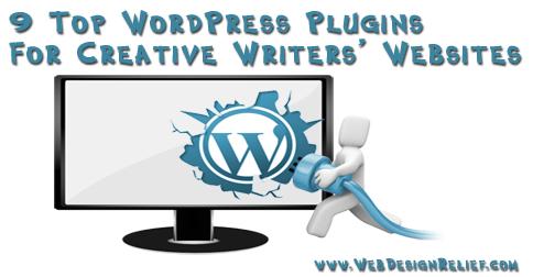 9 Top WordPress Plugins For Creative Writers' Websites