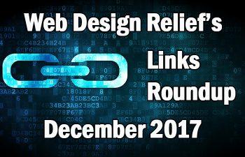 December Links Roundup | Web Design Relief